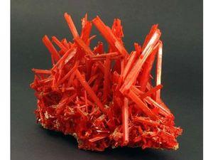 Крокоит. Очень редкий минерал, открытый в России. Ярмарка Мастеров - ручная работа, handmade.