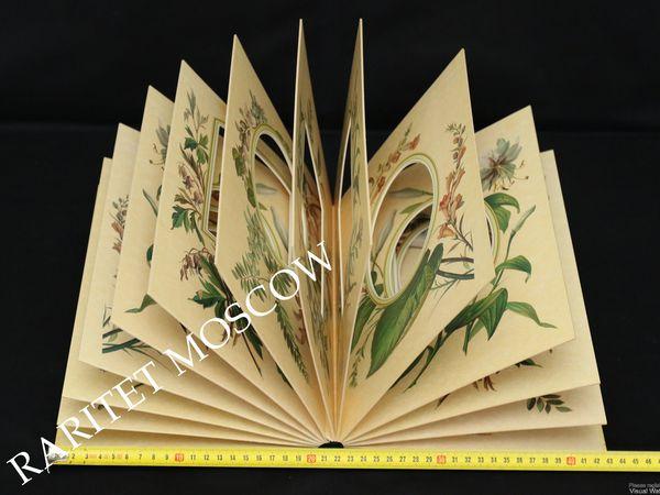 Фотоальбом викторианский альбом для фото цветы Англия 7   Ярмарка Мастеров - ручная работа, handmade