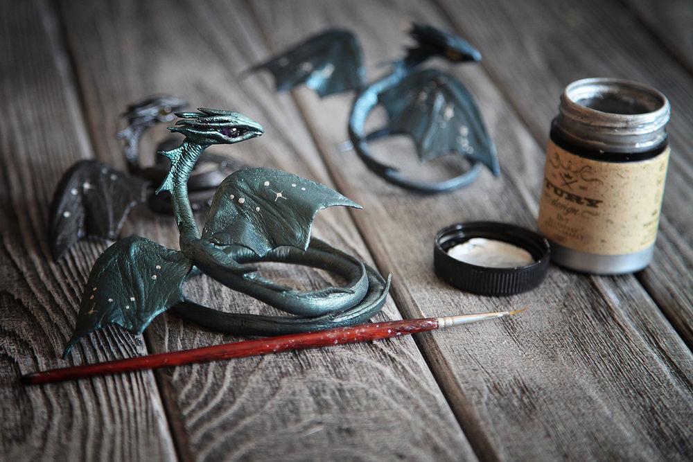 дракончик, творчество, магия