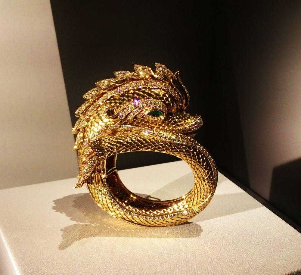 Юбилейная выставка Cartier. 150 лет творчества и успеха