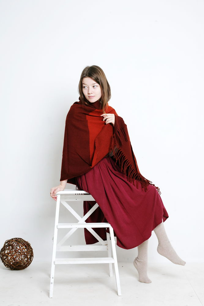 шарф, шерсть, новые товары, обновление ассортимента, меринос