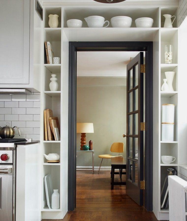 Поиграем в прятки: 45+ идей полок для маленькой квартиры, фото № 3
