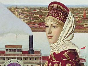 Головной убор в русской традиции | Ярмарка Мастеров - ручная работа, handmade