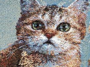 Кошачья тема в раскрыта. Ярмарка Мастеров - ручная работа, handmade.