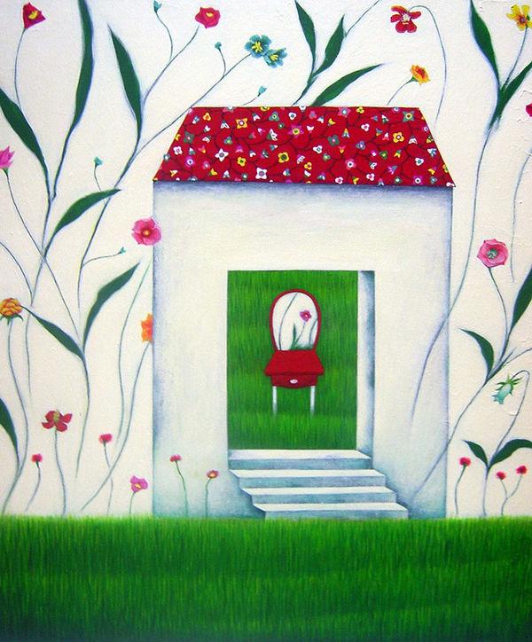 Lim Eun-Hee и ее «Плохой цветочный сад»