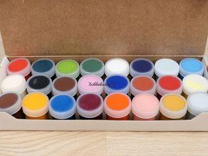 Пополнение красочек | Ярмарка Мастеров - ручная работа, handmade