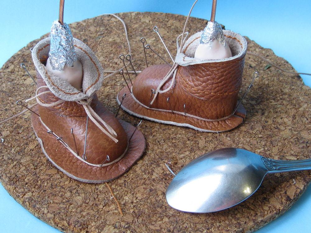 обувь ручной работы, тильда своими руками