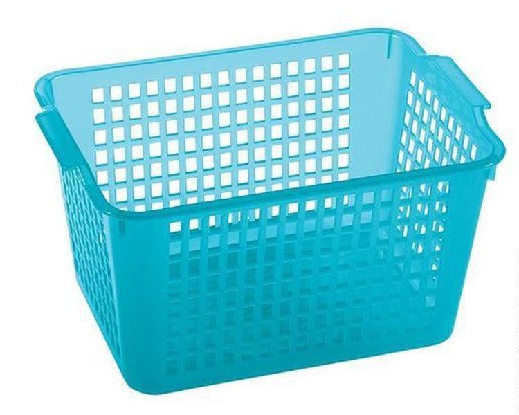 корзина из пластика, корзина для хранения