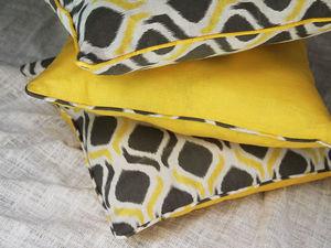 Распродажа на все текстильные подушки!!! 600 рублей любой размер и цвет!. Ярмарка Мастеров - ручная работа, handmade.
