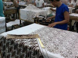 Здесь делают ткани для султанов: батиковая мастерская на острове Ява. Ярмарка Мастеров - ручная работа, handmade.
