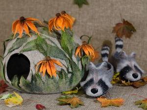 Осень не за горами.... Ярмарка Мастеров - ручная работа, handmade.