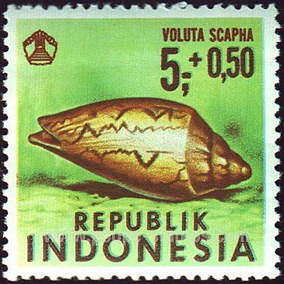 марка Индонезии