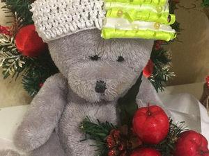 Делаем детскую повязку на голову «Елочка». Ярмарка Мастеров - ручная работа, handmade.