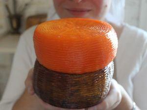 """Осень:мыло,сыр-хлеб,кот,""""блошинка"""" и тыквенное варенье. Ярмарка Мастеров - ручная работа, handmade."""