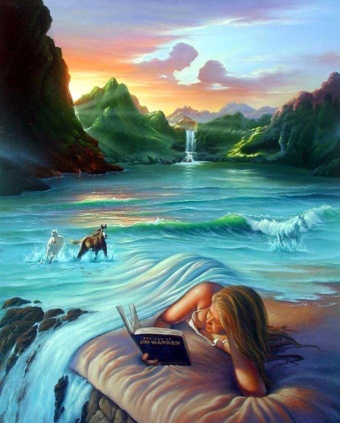 Художники, влюбленные в море