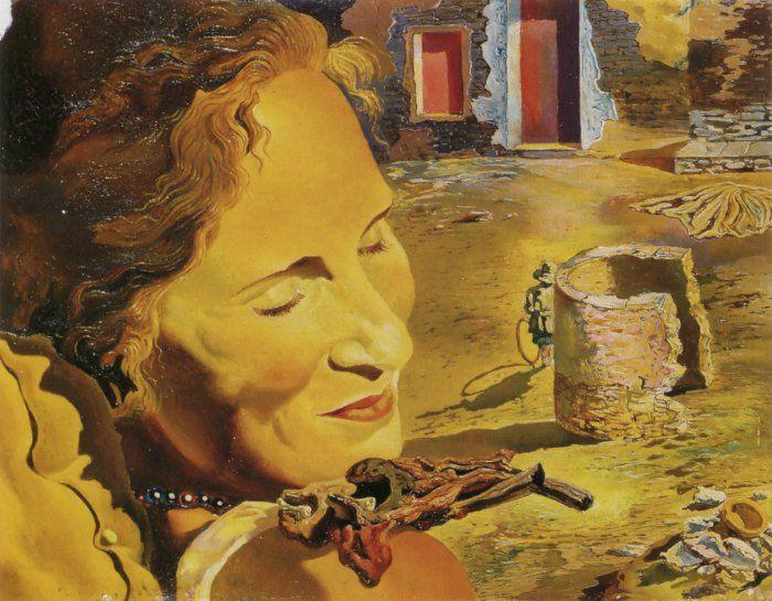 День рождения гениального художника, сюрреалиста Сальвадора Дали., фото № 5