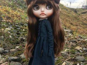 Сабрина.  New Girl. Custom Blythe. Ярмарка Мастеров - ручная работа, handmade.