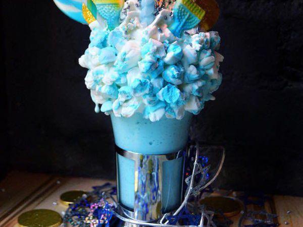 Безумное мороженое в нью-йоркском кафе Black Tap | Ярмарка Мастеров - ручная работа, handmade