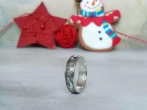 Новогодний розыгрыш  украшения из серебра или бронзы. Ярмарка Мастеров - ручная работа, handmade.