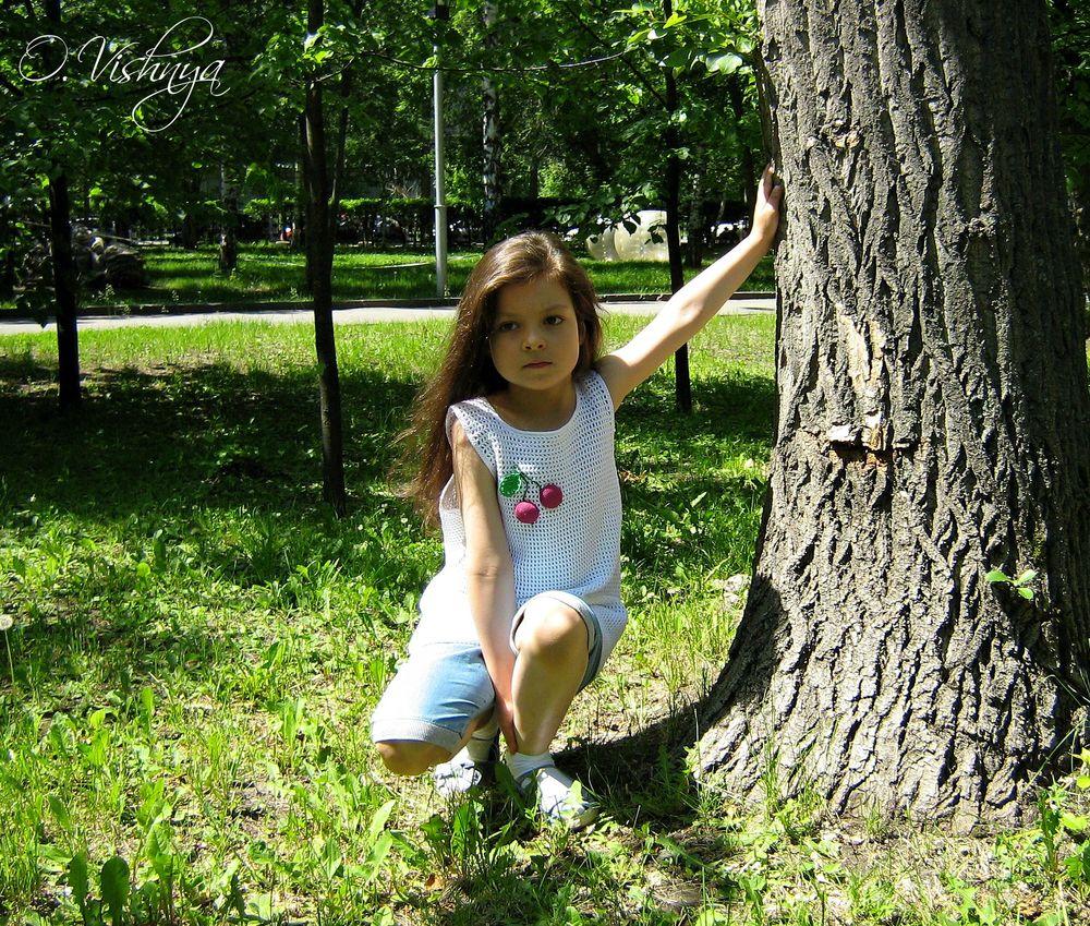 вязаная одежда, детская одежда