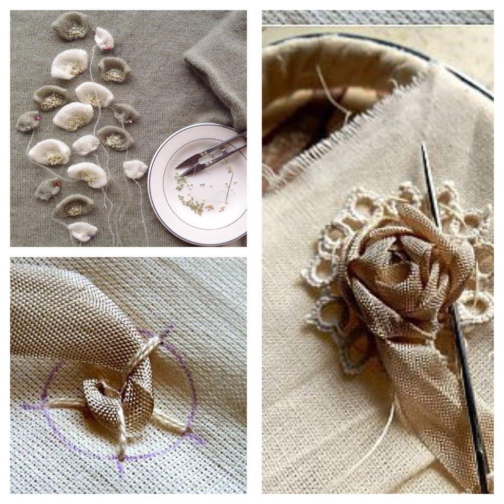 Детали решают все, или Превращаем обычную одежду в арт-объект, фото № 6