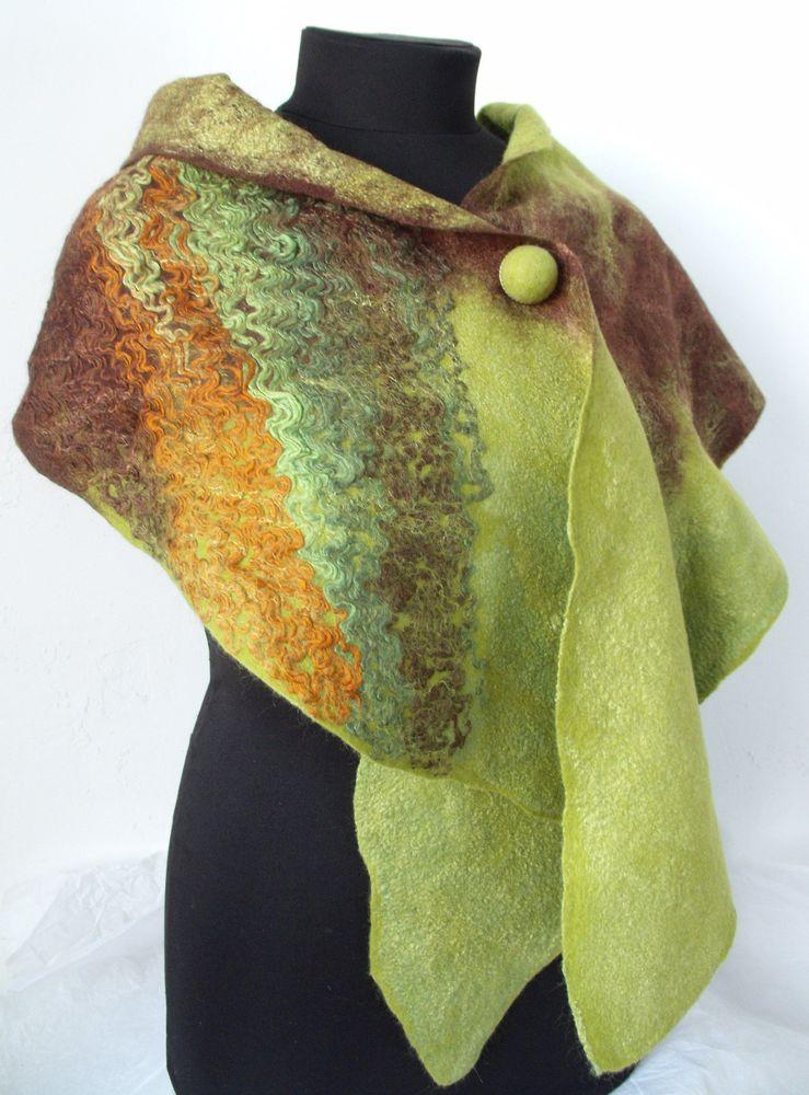 шарф из шерсти, шапка женская купить