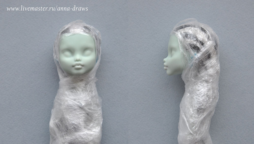 Как сделать куклу ООАК: пошаговая инструкция и видеоурок, фото № 16