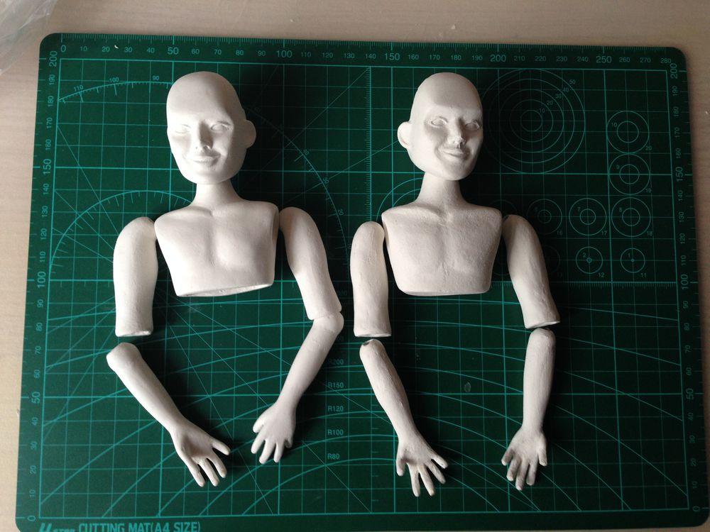 процессы, кукла коллекционная