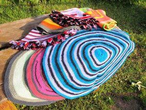 Акция - 15% скидки на коврики. Ярмарка Мастеров - ручная работа, handmade.
