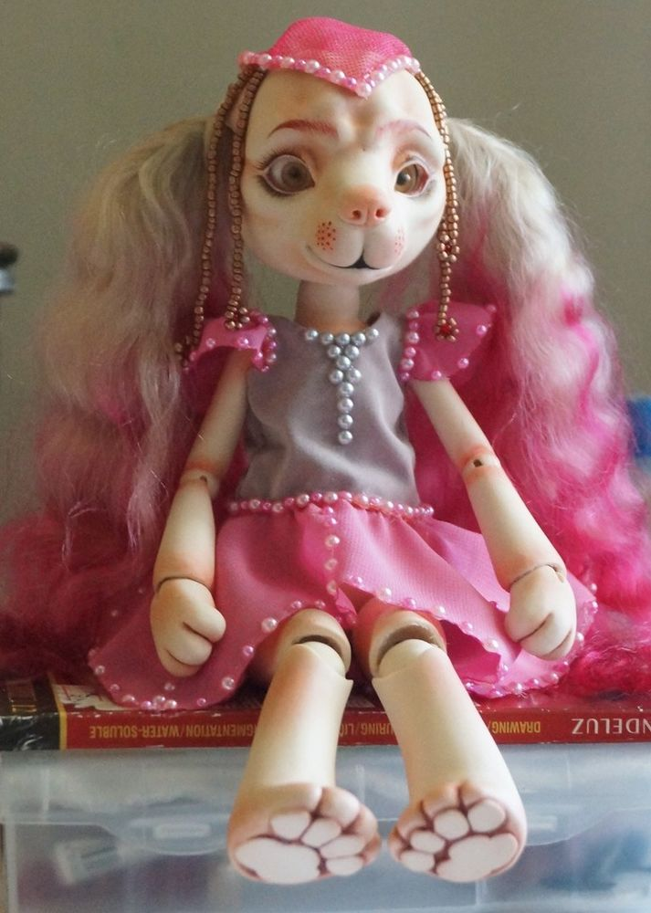 jointed doll