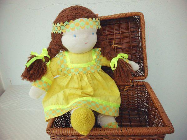 Недорогие, но милые вальдорфские куколки!!! | Ярмарка Мастеров - ручная работа, handmade