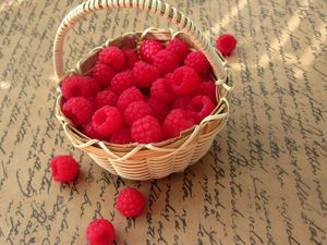 Simple and Easy: Raspberries from Polymer Clay. Livemaster - handmade