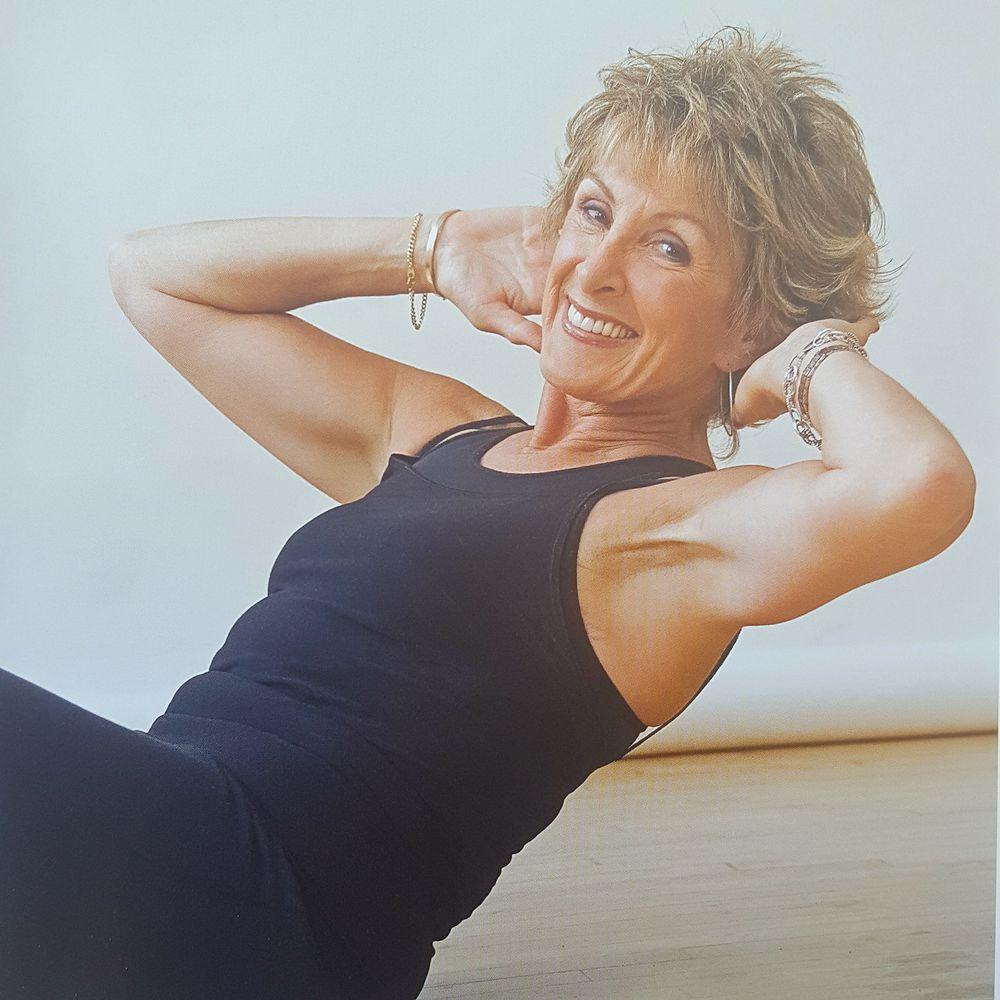 Фото фитнес моделей в возрасте