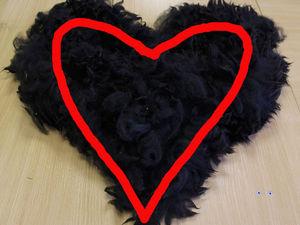 С Днем Святого Валентина всех влюбленных в войлок! :-) | Ярмарка Мастеров - ручная работа, handmade