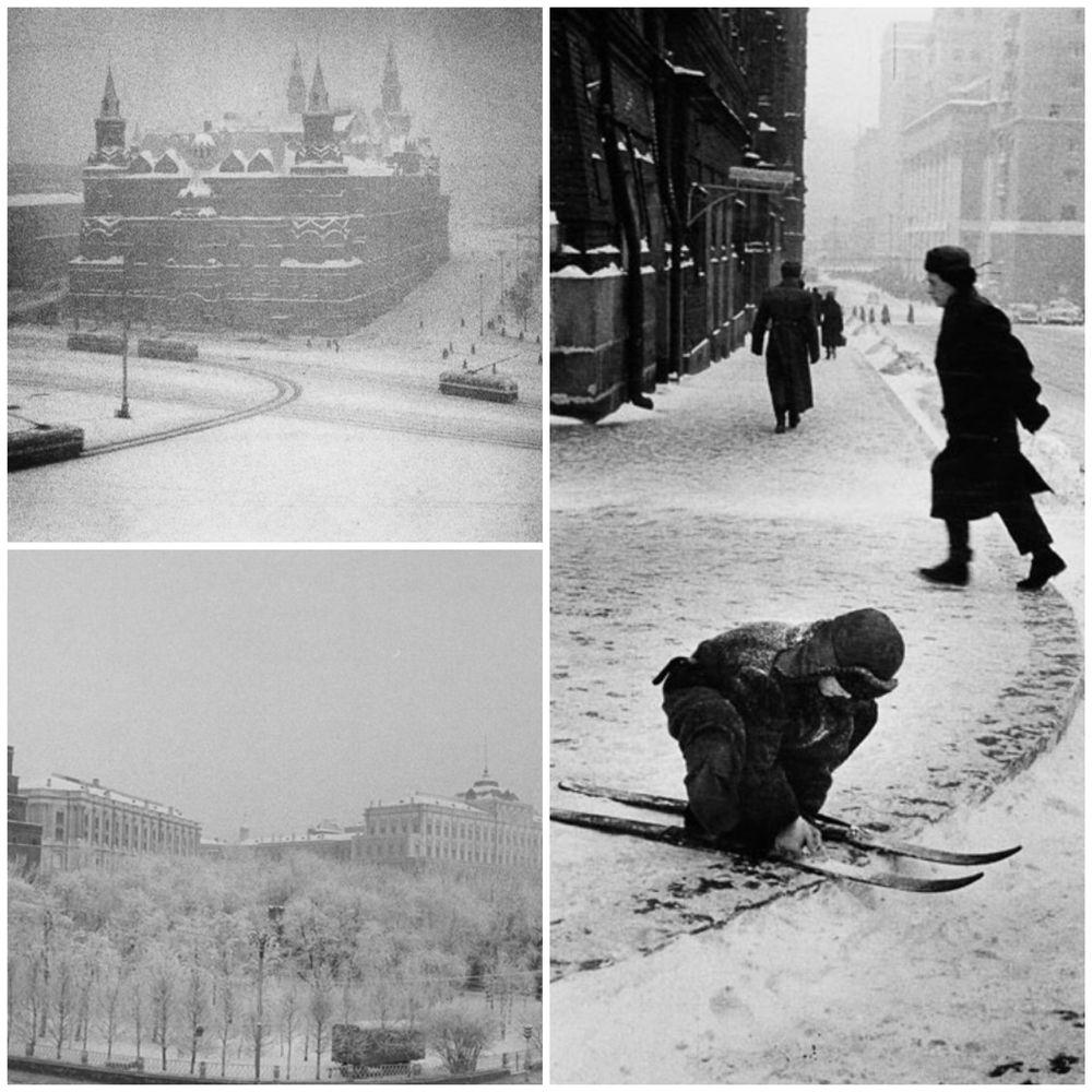 Когда-то, в волшебных московских декабрях, фото № 1