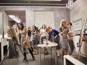Мастер-класс по живописи для компании от 5-10 чел   Ярмарка Мастеров - ручная работа, handmade