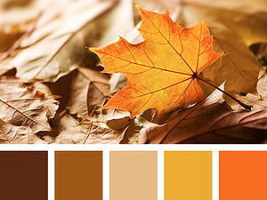 Autumn Colors Inspiration. Livemaster - handmade