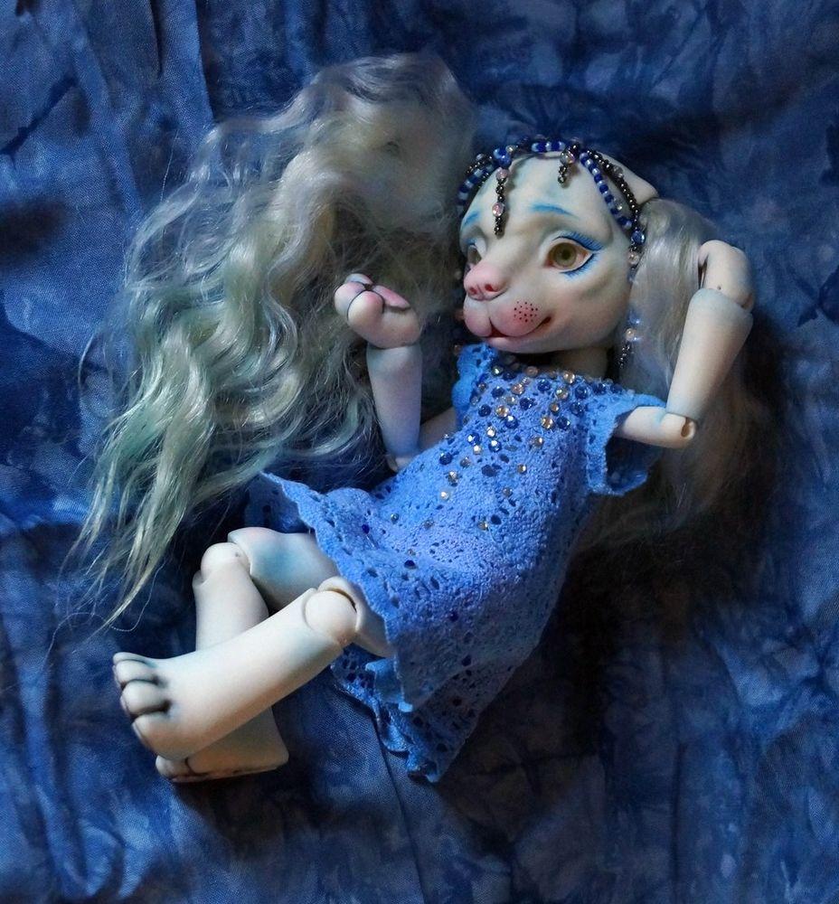 кукла новый год