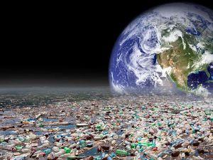 Пластиковая планета | Ярмарка Мастеров - ручная работа, handmade