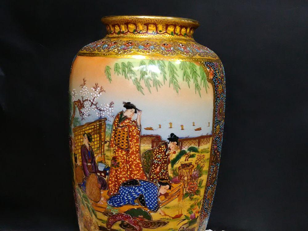 ваза, японское искусство