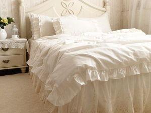 Акция -20%! Новое кружевное постельное белье! Принимаем заказы   Ярмарка Мастеров - ручная работа, handmade