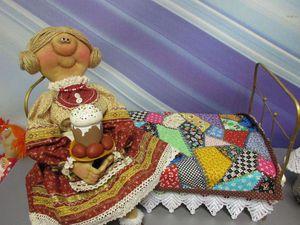 Яркие и веселые скульптурные куклы Натальи Бойновой. Ярмарка Мастеров - ручная работа, handmade.
