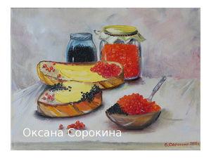 Картина маслом Антистресс. Ярмарка Мастеров - ручная работа, handmade.