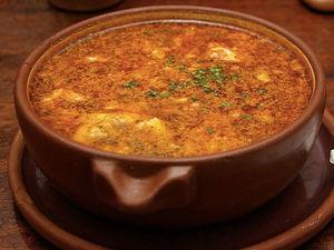Испанский Чесночный Суп | Ярмарка Мастеров - ручная работа, handmade