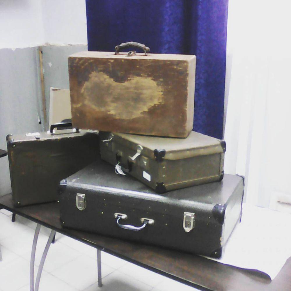 МК по декупажу чемодана 13.10.16, фото № 1