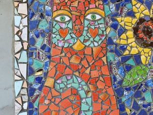 Создаем оригинальную мозаику. Часть 2. Ярмарка Мастеров - ручная работа, handmade.
