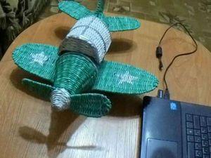 Видео мастер-класс: плетем шкатулку