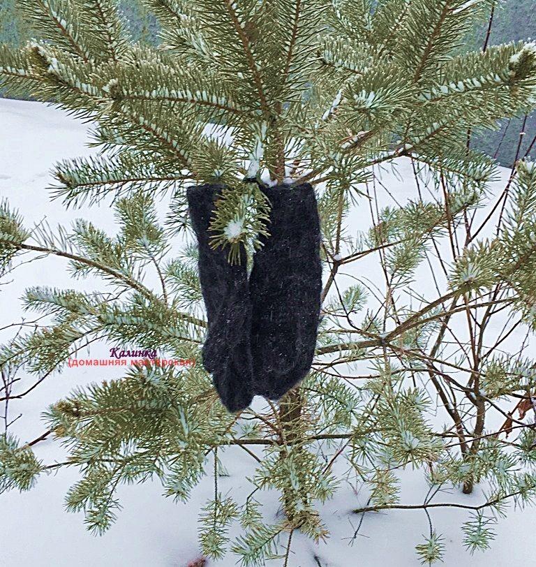 варежки купить, черные вязаные варежки, купить варежки в иркутске, теплые варежки из овечьей