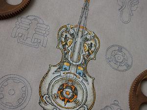 Скрипка. Ярмарка Мастеров - ручная работа, handmade.