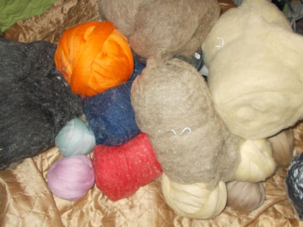 Материалы для валяния | Ярмарка Мастеров - ручная работа, handmade